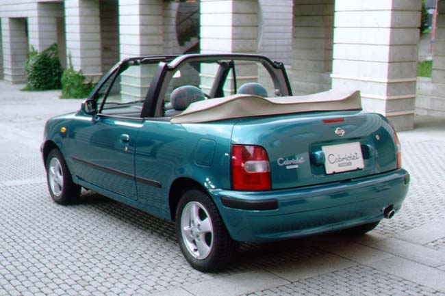 wo bekomm ich micra march cabrio her micra nissanboard. Black Bedroom Furniture Sets. Home Design Ideas
