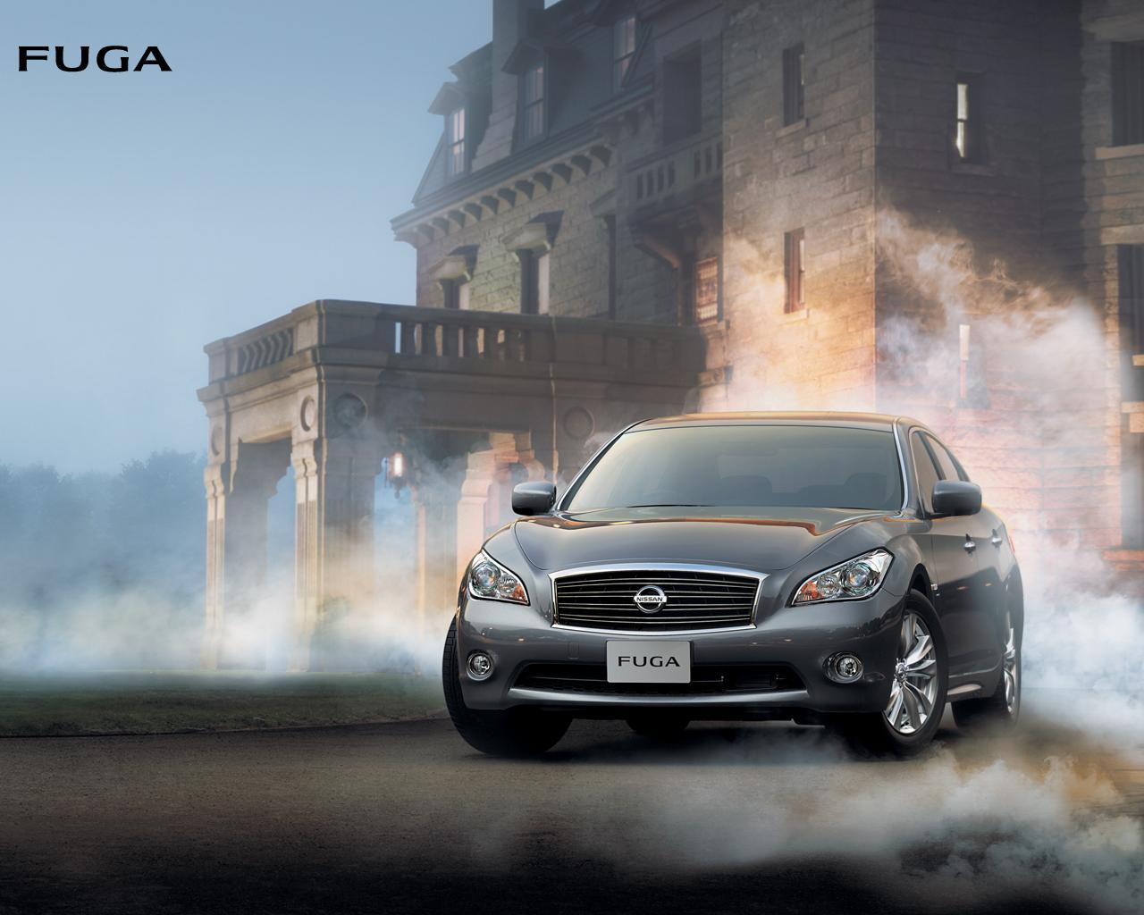Nissan Of Mobile >> 日産:壁紙ライブラリー   フーガ