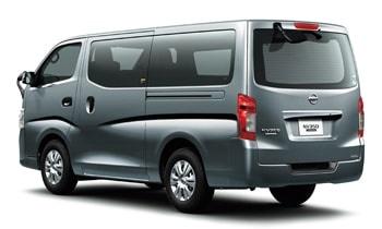 バン DX(2WD・ガソリン)ロングボディ/標準幅/標準ルーフ/低床/6人乗/4ドア