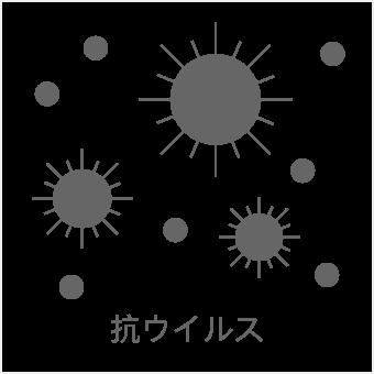 �D抗ウイルス